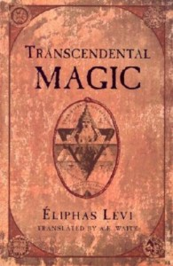 Transcendental Magic Its Doctrine and Ritual